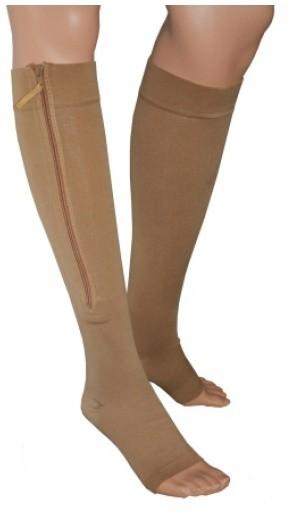 Gambaletto comfort con zip