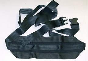 Cintura per carrozzina con pettorale