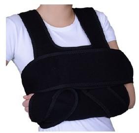 Immobilizzazione braccio spalla