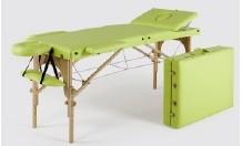 Lettino medico da visita/massaggio portatile in legno