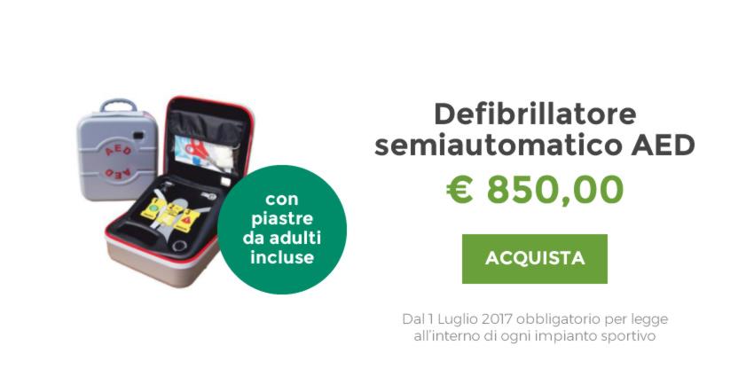 Slide-defibrillatore